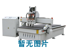 Independent Double-head Vacuum Adsorption Woodworking CNC Router